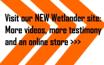 Visit new Wetlandeer site button