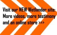Visit new Wetlander site button