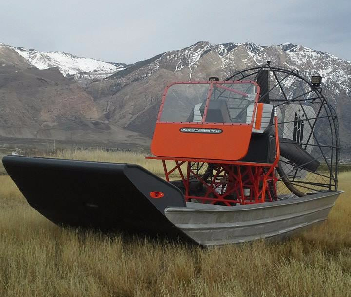 widowmaker airboat